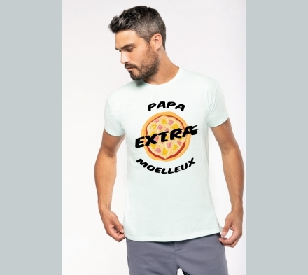 T-shirt Papa Extra Moelleux